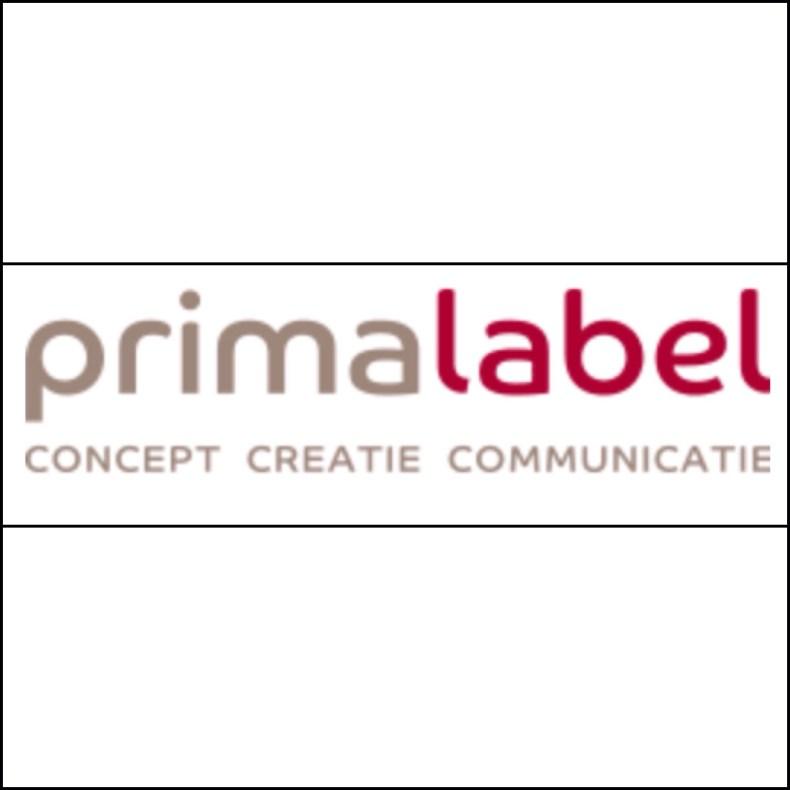PrimaLabel Sponsor Logo