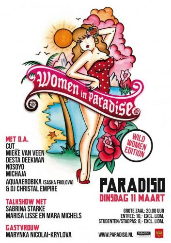 Women In Paradise Festival 2014