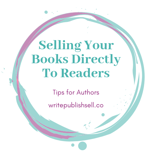 Why Sell Books Directly To Your Audience?