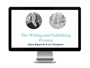 Writing and publishing webinar