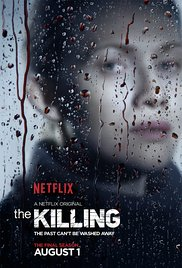 The Killing Netflix cover