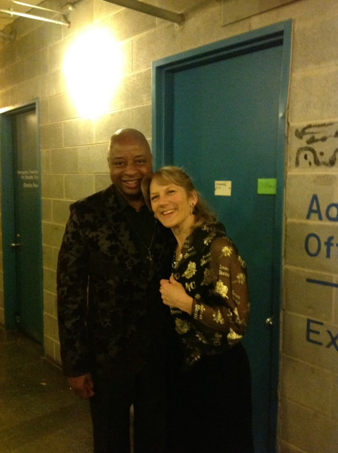 """James """"D Train"""" Williams_A Rob Mathes Holiday concert"""