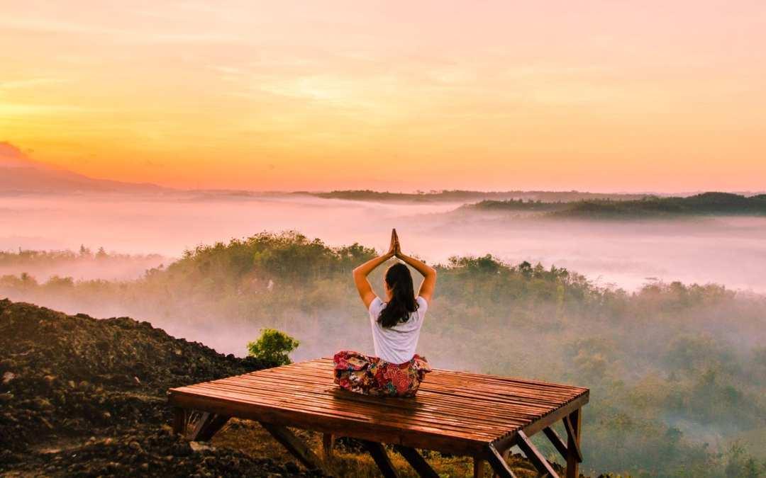 How Meditation Saved Me