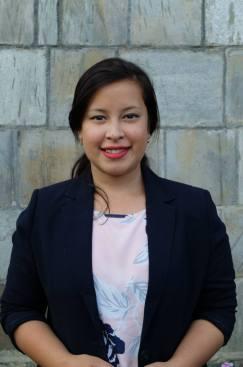 Anoushka, our new Vice Secretary