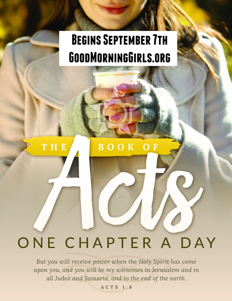 Introducing The Book of Acts