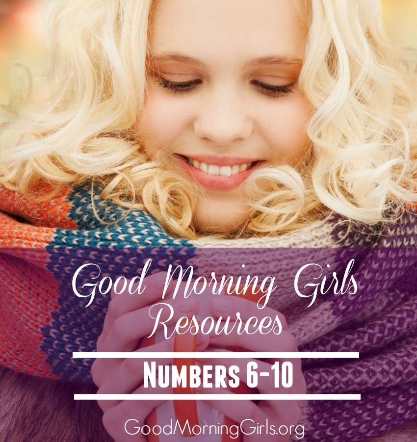 Numbers Resources 6-10
