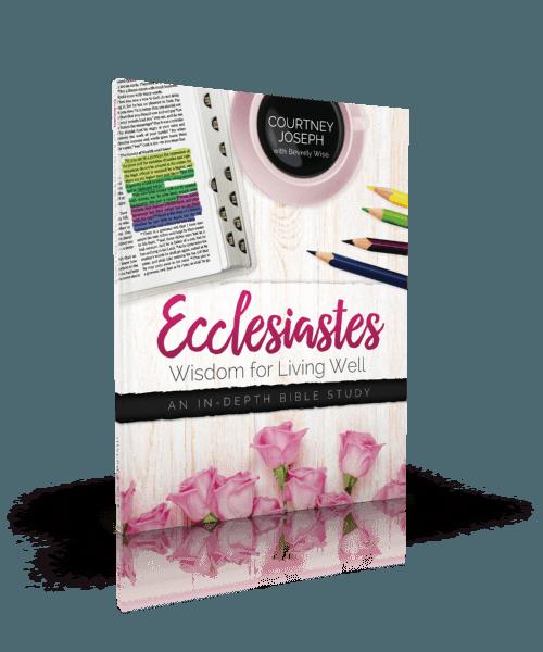ecclesiastes-SPINE
