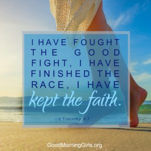 2 Timothy 4:7