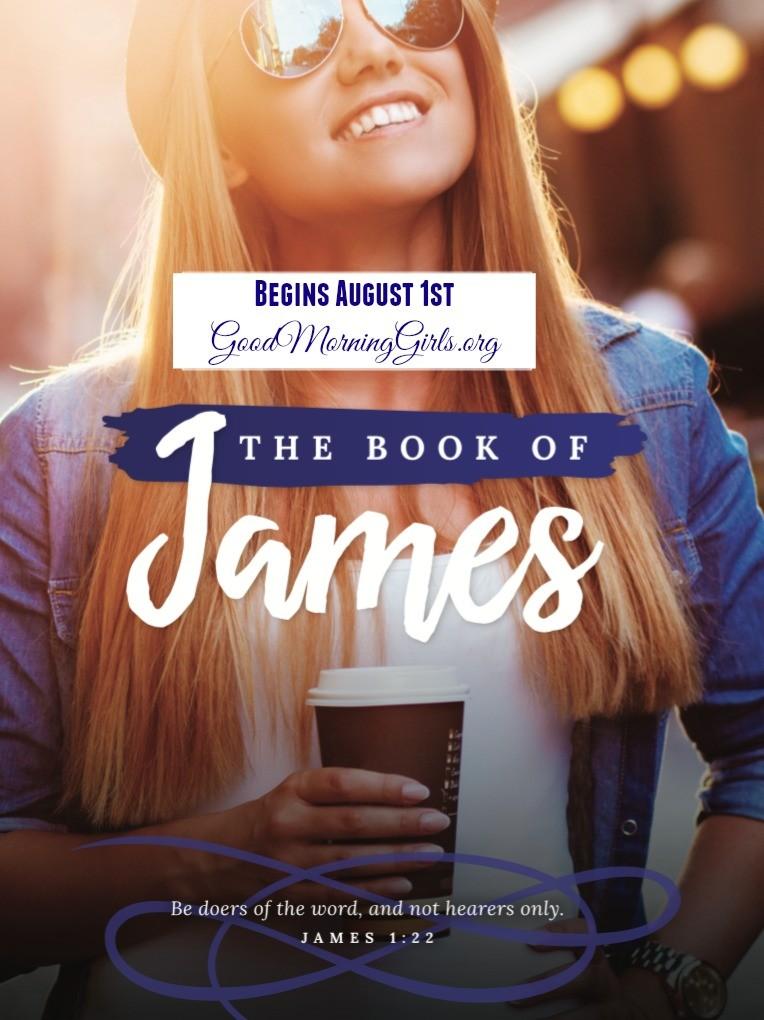 James Begins August 1st