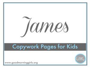 James VOD for Kids