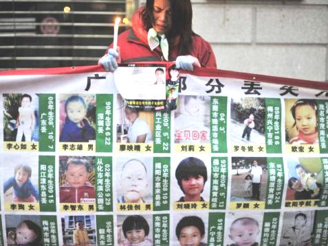 Internet provides a flicker of hope for China's missing children