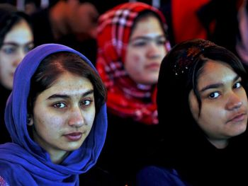 One Woman's Battle to Improve Afghanistan
