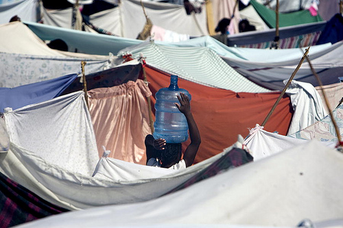It's 2014: Why are Haitians still living in makeshift tents?