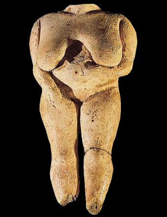 Were women central to the ancient world in Europe?