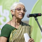 One of the 1,000 PeaceWomen Across the Globe - Lalita Ramdas