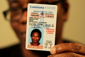 Legal case highlights injustice to women on Louisiana sex offender registry