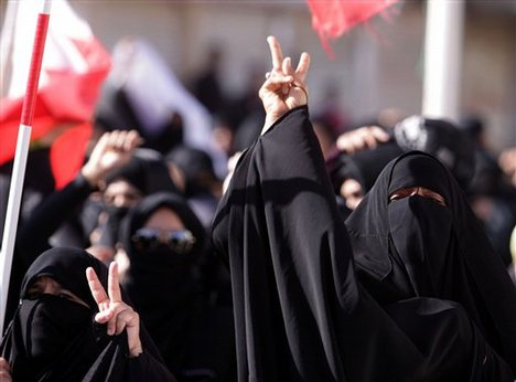 Media reports on Bahrain's 'Arab Spring' come last in line
