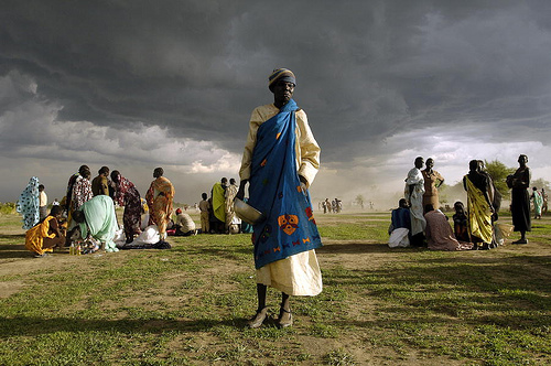 Adequate funding for women suffering under climate change falls short