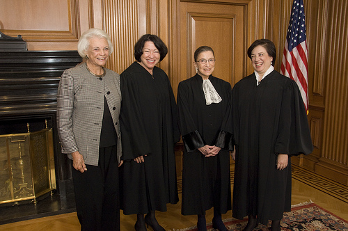 Justice Ruth Bader Ginsburg shares view on Abortion law surprising to many