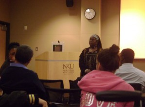 Speech honors role of black women in American history