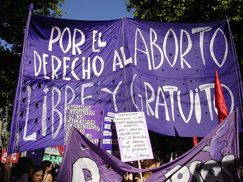 ARGENTINA: Women get legal rights to abortion due to rape