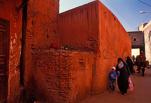 American exchange student shares her life and lessons in Morocco