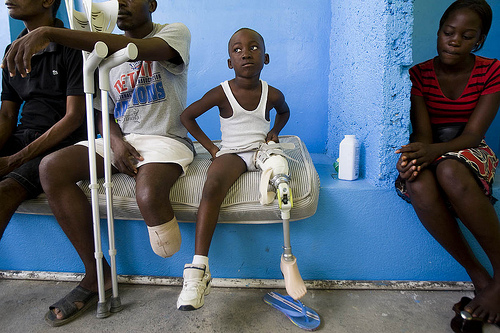 World Health Organization says disabled children more likely to face violence