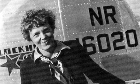 Amelia Earhart: after 75 years, team to hunt for plane off remote Pacific island