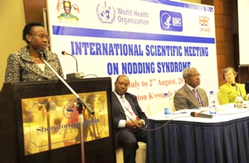 Health scientists work together to solve Africa's childhood nodding syndrome