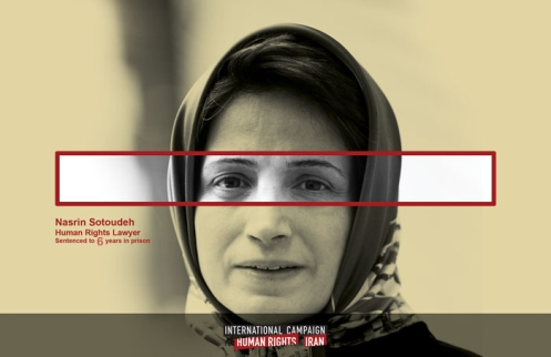 Iran officials continue intimidation of detained rights attorney Nasrin Sotoudeh