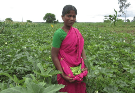 Inequality deepens climate challenge for India's women farmers