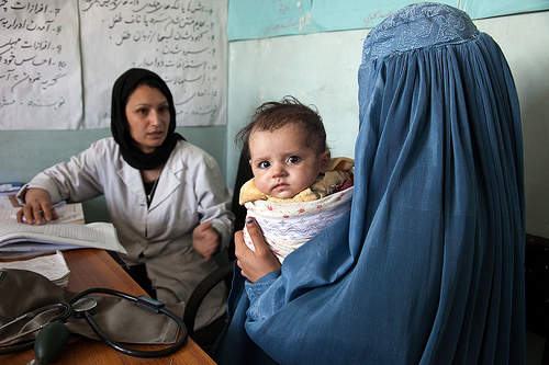 Afghan woman health worker's death questioned by Afghanistan Commission