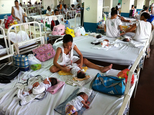Philippines: Landmark Law Crucial for Women's Health