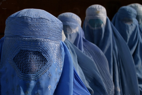 Afghan women write to find peace and freedom in Kabul
