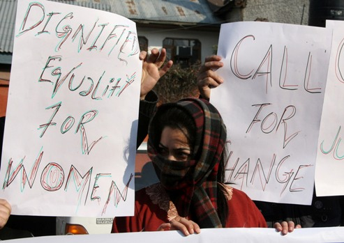KASHMIR: Sexual violence increases as justice under law is examined