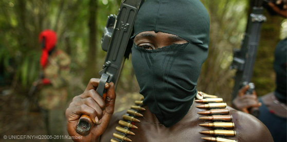 """AFRICA: Mali should """"release all child soldiers"""" says Human Rights Watch"""