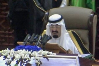 Saudi king makes historic female appointments