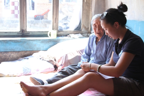 Hearing courage in the voices of World War II 'Comfort Women'