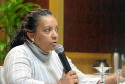 Did Colombian woman human rights activist die under 'mysterious' circumstances?