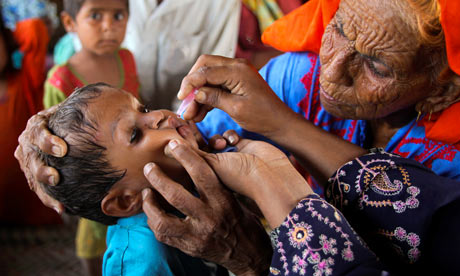 Polio outbreaks hit emergency levels in conflict regions, say experts