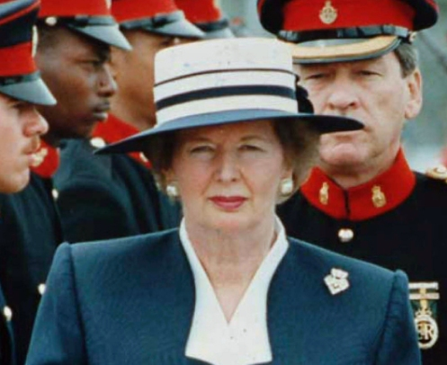 After death of former Prime Minister Margaret Thatcher foes & friends reflect