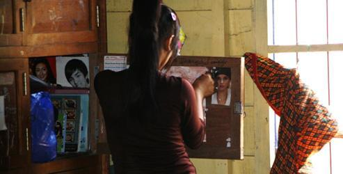 Survivor's of sex-trafficking in Cambodia find strength on survival