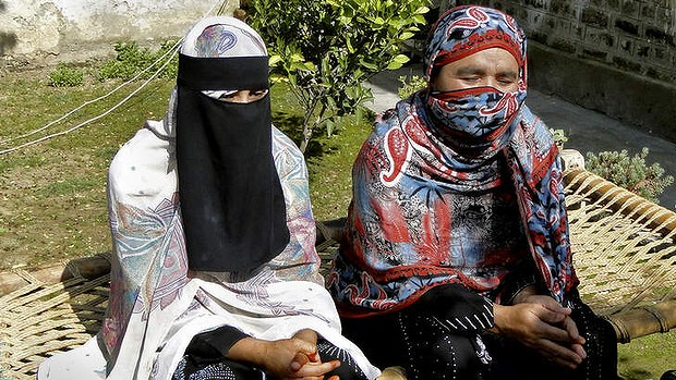 First woman candidate in Pakistan's tribal belt