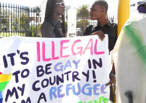 "Uganda's anti-homosexuality bill ""a large step backwards for human rights"""
