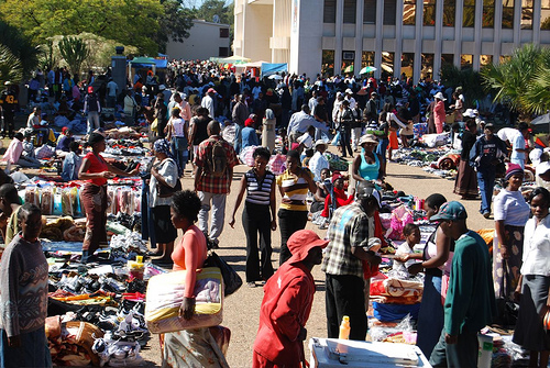 Disability & hardship works as stepping stone to creativity in Zimbabwe, Africa
