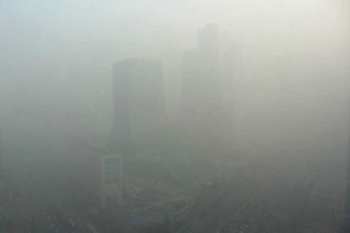 China's extreme smog predicts a slow down in coal consumption