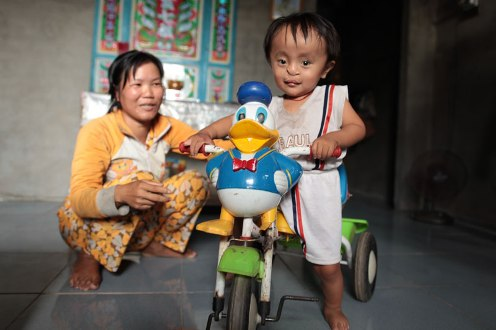 New UNICEF study reveals disabled children can be active contributors to society