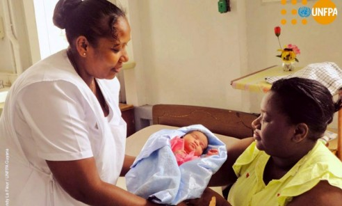 New report highlights global midwife shortage