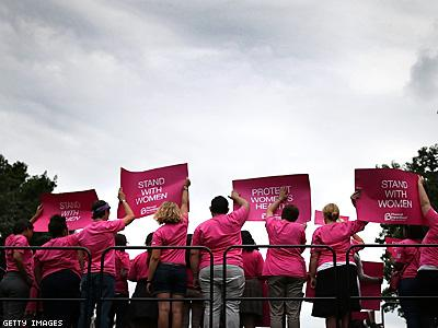Op-ed: Let's Be Strong [US] Men Who Stand Up For Women
