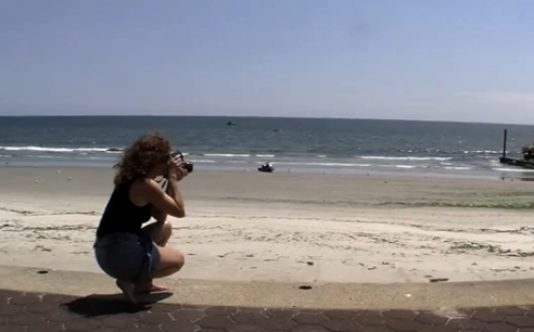 Susannah Ray lets her camera capture surfers & survival post Hurricane Sandy (U.S.)